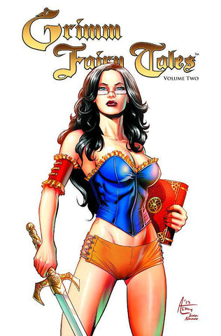 GRIMM FAIRY TALES VOLUME 02