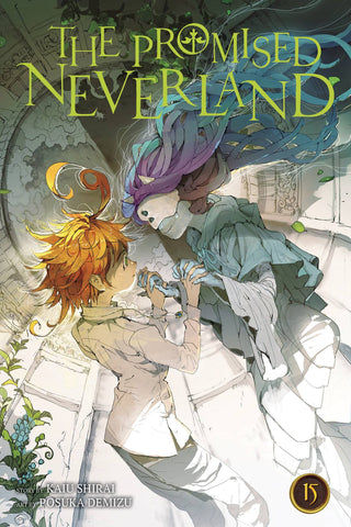 PROMISED NEVERLAND VOLUME 15