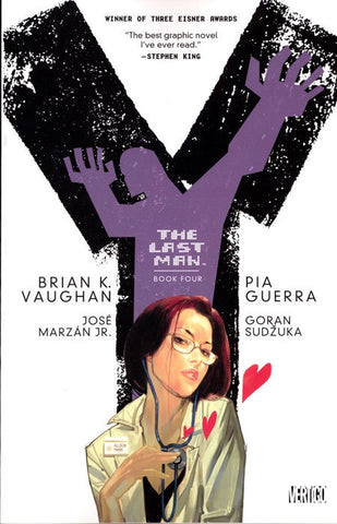 Y THE LAST MAN BOOK 04