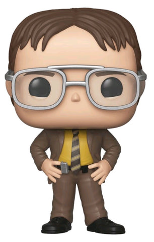 POP! TELEVISION: THE OFFICE: DWIGHT SCHRUTE