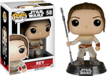 POP! STAR WARS: REY EP 7