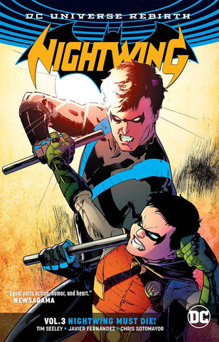 NIGHTWING VOLUME 03 NIGHTWING MUST DIE (REBIRTH)