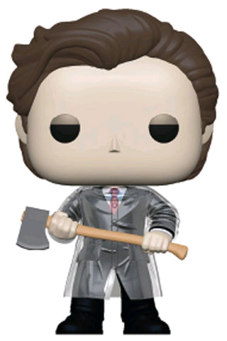POP! MOVIES: AMERICAN PSYCHO: PATRICK WITH AXE