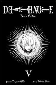 DEATH NOTE BLACK EDITION VOLUME 05 (2 in 1 EDITION)