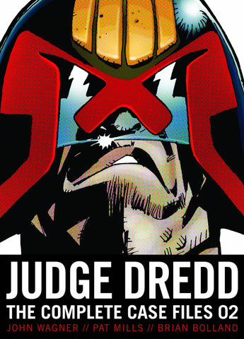 JUDGE DREDD COMPLETE CASE FILES 02