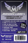 MAYDAY PREMIUM 50 PACK 56 X 87MM CARD SLEEVES