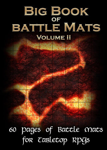 BIG BOOK OF BATTLE MAPS VOLUME 2