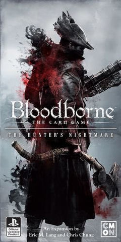BLOODBORNE THE CARD GAME THE HUNTERS NIGHTMARE