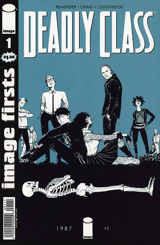 IMAGE FIRSTS DEADLY CLASS #1