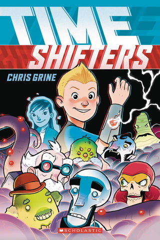 TIME SHIFTERS VOLUME 01