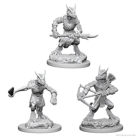 DUNGEONS & DRAGONS NOLZUR'S MARVELOUS UNPAINTED MINI: KOBOLDS