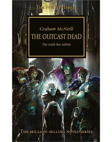 HORUS HERESY THE OUTCAST DEAD BY GRAHAM MCNEILL