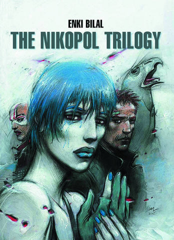 THE NIKOPOL TRILOGY HC