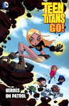 TEEN TITANS GO HEROES ON PATROL