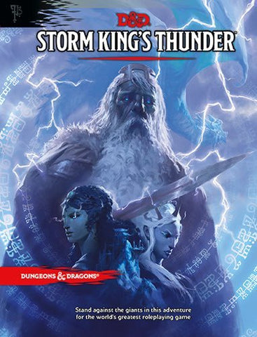 DUNGEONS & DRAGONS STORM KING'S THUNDER HC