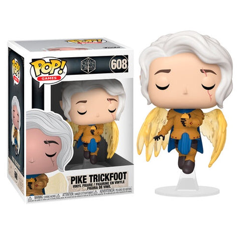 POP! GAMES: VOX MACHINA: PIKE TRICKFOOT