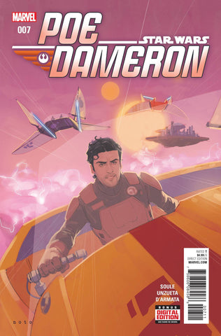 STAR WARS POE DAMERON #07