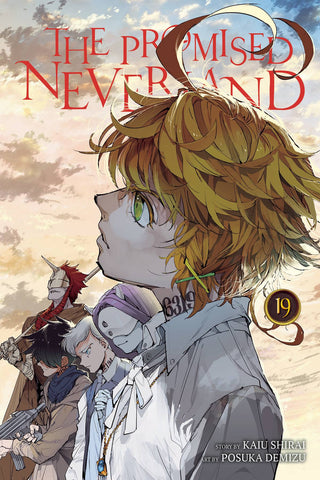 PROMISED NEVERLAND VOLUME 19