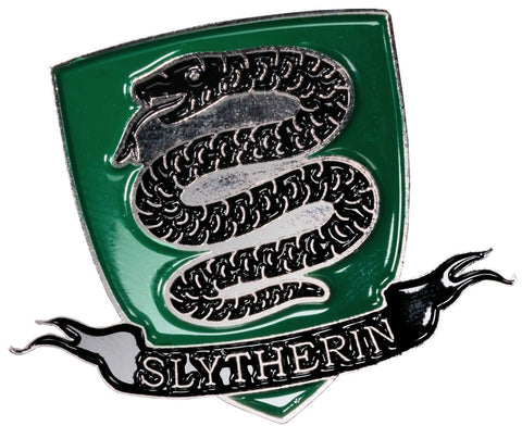 HARRY POTTER SLYTHERIN LOGO ENAMEL PIN
