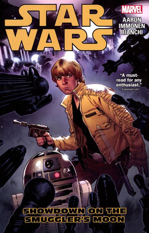 STAR WARS VOLUME 02 SHOWDOWN ON THE SMUGGLERS MOON