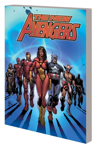 NEW AVENGERS BY BENDIS COMPLETE COLLECTION VOLUME 01
