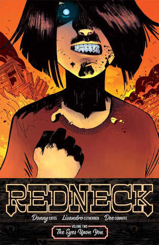 REDNECK VOLUME 02 EYES UPON YOU
