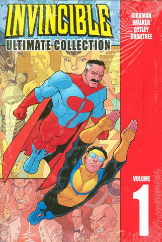 INVINCIBLE VOLUME 01 ULTIMATE COLLECTION HC
