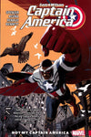 CAPTAIN AMERICA SAM WILSON VOLUME 01 NOT MY CAPTAIN AMERICA