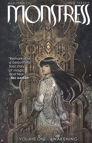MONSTRESS VOLUME 01
