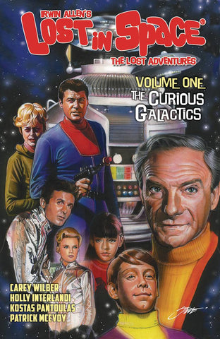 LOST IN SPACE VOLUME 01 THE CURIOUS GALACTICS HC