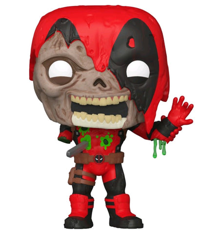 POP! MARVEL: MARVEL ZOMBIES: DEADPOOL