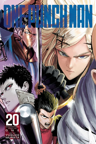 ONE PUNCH MAN VOLUME 20