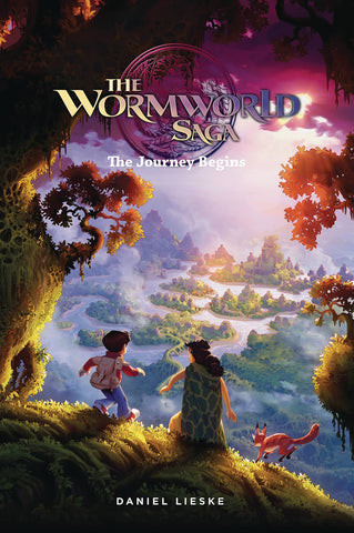 WORMWORLD SAGA VOLUME 01 SAGA BEGINS