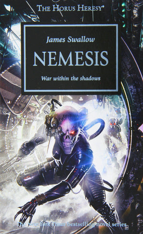 HORUS HERESY NEMESIS BY JAMES SWALLOW