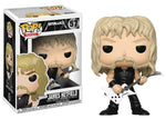 POP! ROCKS: METALLICA: JAMES HETFIELD