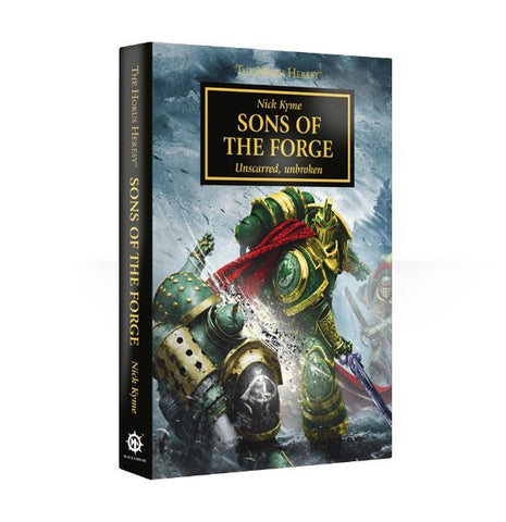 HORUS HERESY SONS OF THE FORGE BY NICK KYME HC