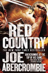 RED COUNRTY BY JOE ABERCROMBIE