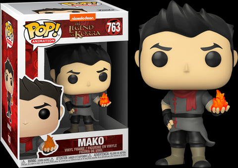 POP! ANIMATION: LEGEND OF KORRA: MAKO
