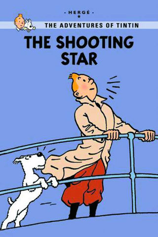 TINTIN SHOOTING STAR YOUNG READER EDITION