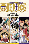 ONE PIECE VOLUME 23 (3 in 1 EDITION)