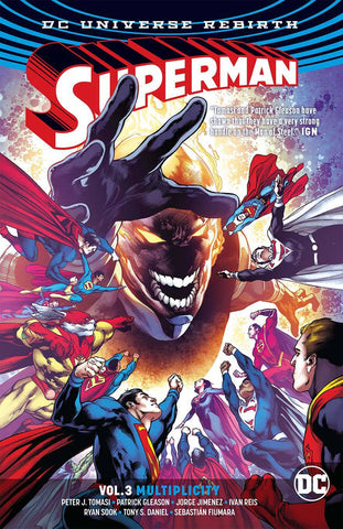SUPERMAN VOLUME 03 MULTIPLICITY (REBIRTH)