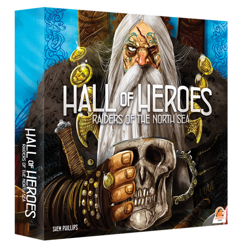 HALL OF HEROES - RAIDERS OF THE NORTH SEA