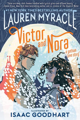 VICTOR AND NORA A GOTHAM LOVE STORY