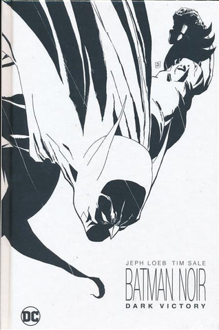 BATMAN NOIR DARK VICTORY HC