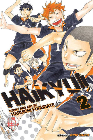 HAIKYU VOLUME 02