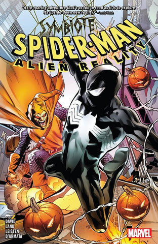 SYMBIOTE SPIDER-MAN ALIEN REALITY