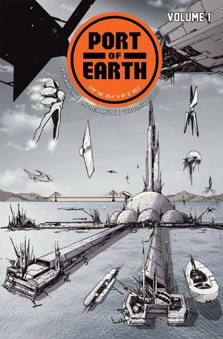 PORT OF EARTH VOLUME 01