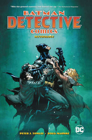 BATMAN DETECTIVE COMICS VOLUME 01 MYTHOLOGY