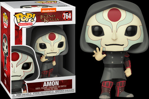 POP! ANIMATION: LEGEND OF KORRA: AMON