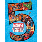 MARVEL 5 MINUTE STORIES HC